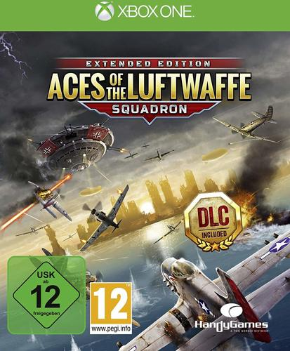 Aces of the Luftwaffe Squadron Extended Edition - XBOne .