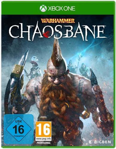 Warhammer Chaosbane - XBOne [EU Version] .