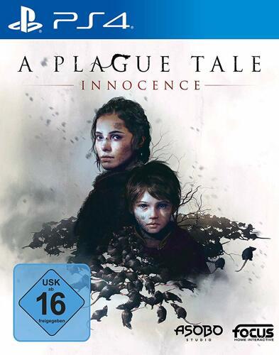 A Plague Tale Innocence - PS4 .