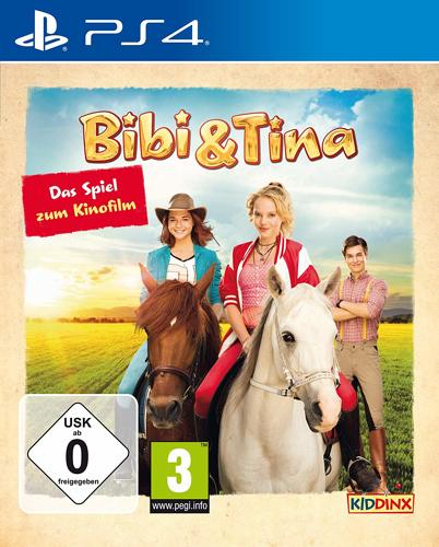 Bibi & Tina Das Spiel zum Kinofilm - PS4 .
