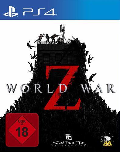 World War Z - PS4 .