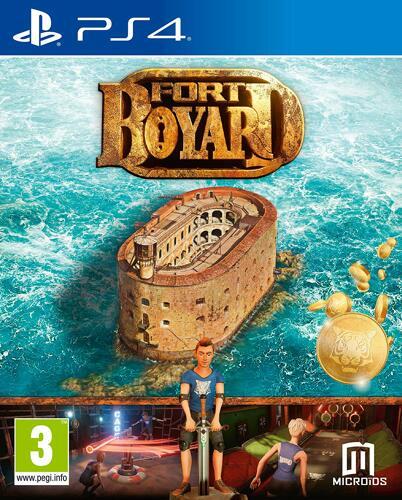 Fort Boyard - PS4 [EU Version] .
