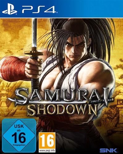 Samurai Shodown - PS4 .
