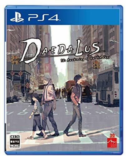 Daedalus The Awakening of Golden Jazz - PS4 [JP Version] .