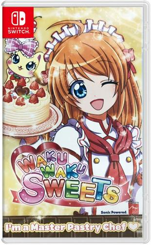 Waku Waku Sweets - Switch [US Version] .