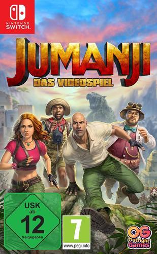 Jumanji Das Videospiel - Switch [EU Version] .