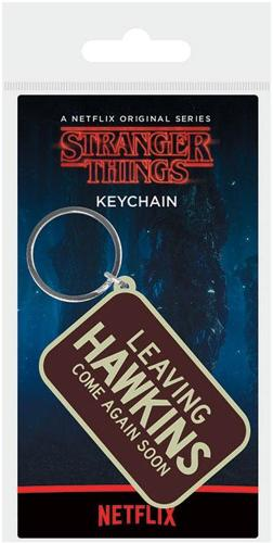 Stranger Things Usk