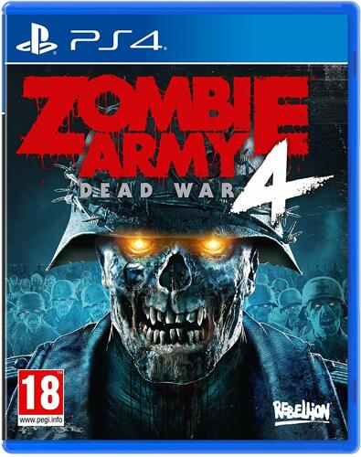 Zombie Army 4 Dead War - PS4 [EU Version] .