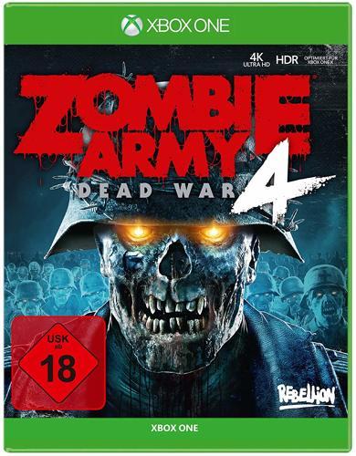 Zombie Army 4 Dead War - XBOne [EU Version] .