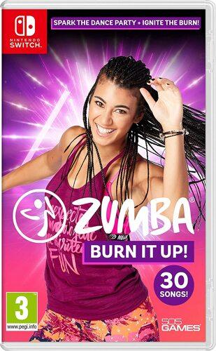 Zumba Burn it Up! - Switch [US Version] .