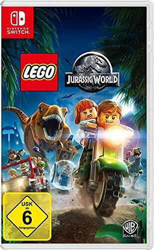 Lego Jurassic World - Switch [EU Version] .