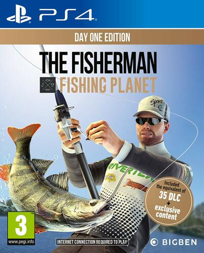 The Fisherman Fishing Planet Day One Edition - PS4 [EU Version] .