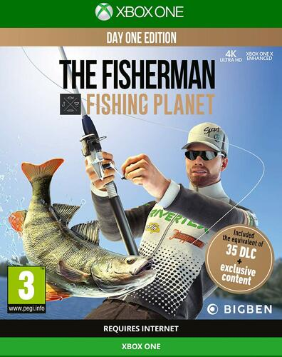 The Fisherman Fishing Planet Day One Edition - XBOne [EU Version] .