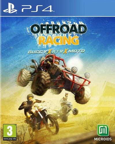Offroad Racing BUGGY x ATV x MOTO - PS4 [EU Version] .