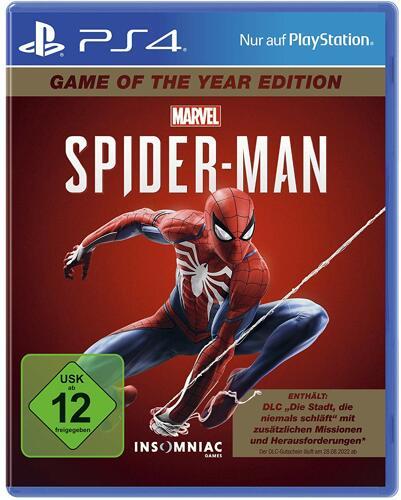 Spiderman (2018) GOTY - PS4 [EU Version] .