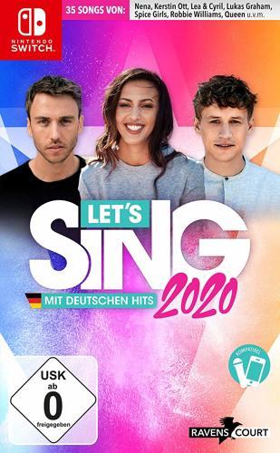 Let's Sing 2020 mit deutschen Hits - Switch .