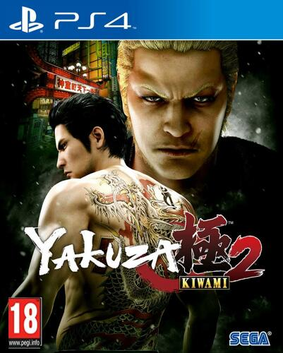 Yakuza 2 Kiwami - PS4 [EU Version] .