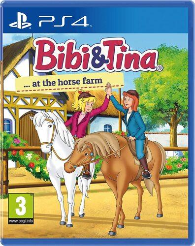 Bibi & Tina Auf dem Martinshof - PS4 [EU Version] .