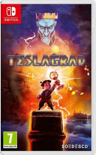 Teslagrad - Switch [EU Version] .