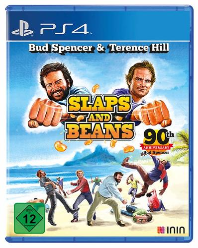 Bud Spencer & Terence Hill Slaps and Beans - PS4 .