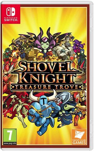 Shovel Knight Treasure Trove - Switch [EU Version] .