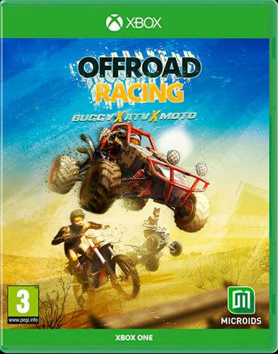 Offroad Racing BUGGY x ATV x MOTO - XBOne [EU Version] .