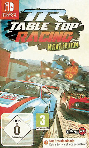 Table Top Racing Nitro Edition - Switch-KEY .