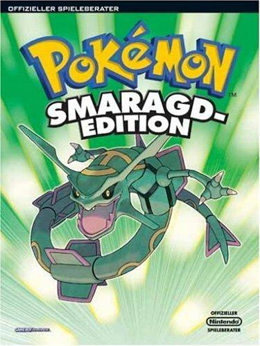 Losung Pokemon Smaragd Offiziell Gebraucht Gunstig Kaufen Bei
