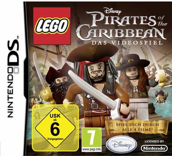 Lego Fluch Der Karibik Das Videospiel Nds Günstig Kaufen Bei
