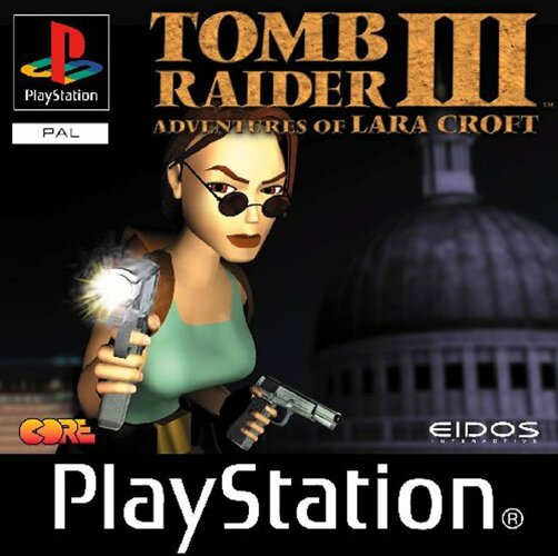"Tomb Raider 3 Adventures of Lara Croft, gebraucht - PSX"" günstig ..."