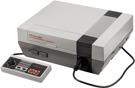 Grundgerät NES, 1 Pad + Kabel, gebraucht