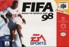 Fifa 1998 Die WM-Qualifikation, gebraucht - N64