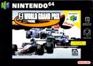 F1 World Grand Prix 1, gebraucht - N64