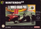 F1 World Grand Prix 2, gebraucht - N64