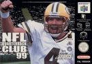 NFL Quarterback Club 1999, gebraucht - N64
