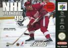 NHL Breakaway 1999, gebraucht - N64