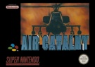 Air Cavalry, gebraucht - SNES