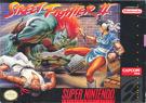 Street Fighter II, gebraucht - SNES