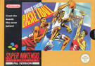World League Basketball, gebraucht - SNES