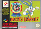 Tiny Toon Adventures Buster Busts Loose!, gebraucht - SNES