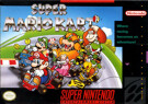 Super Mario Kart, gebraucht - SNES