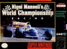 Nigel Mansells World Championship, gebraucht - SNES
