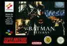 Batman Returns, gebraucht - SNES
