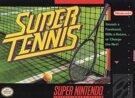 Super Tennis, gebraucht - SNES