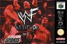 WWF Attitude, gebraucht - N64