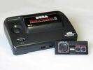 Grundgerät Sega Master System II, 1 Pad + Kabel, gebraucht