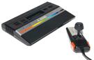 Grundgerät Atari 2600, 1 Pad + Kabel, gebraucht