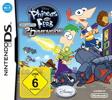 Phineas und Ferb 3 Quer durch die 2. Dimension, gebr. - NDS