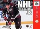 NHL Breakaway 1998, gebraucht - N64