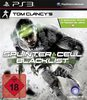 Splinter Cell 6 Blacklist - PS3